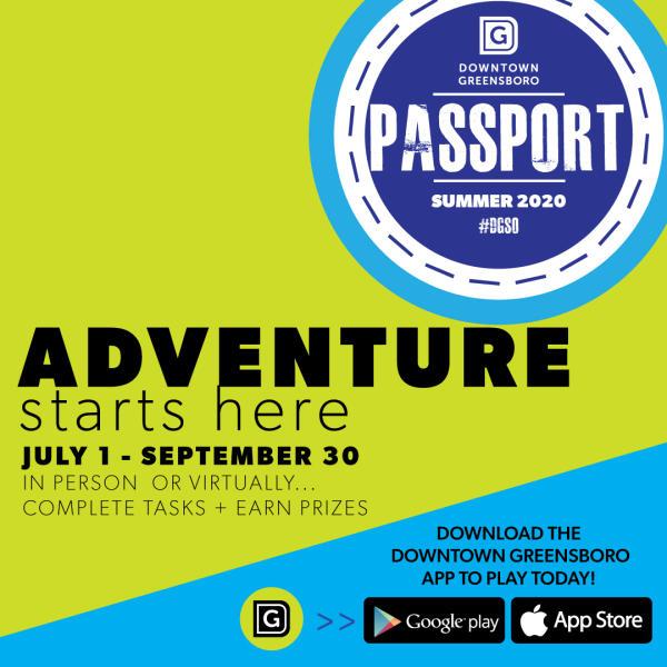 Summer Passport Social