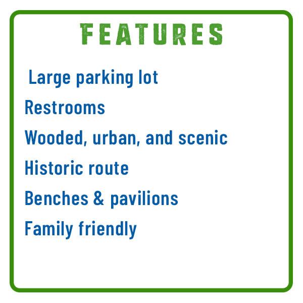 Green Belt Features Graphic