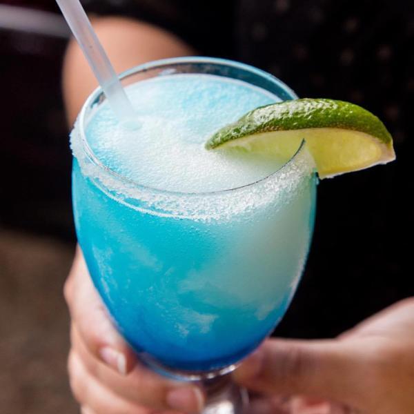 El Patio Blue Margarita