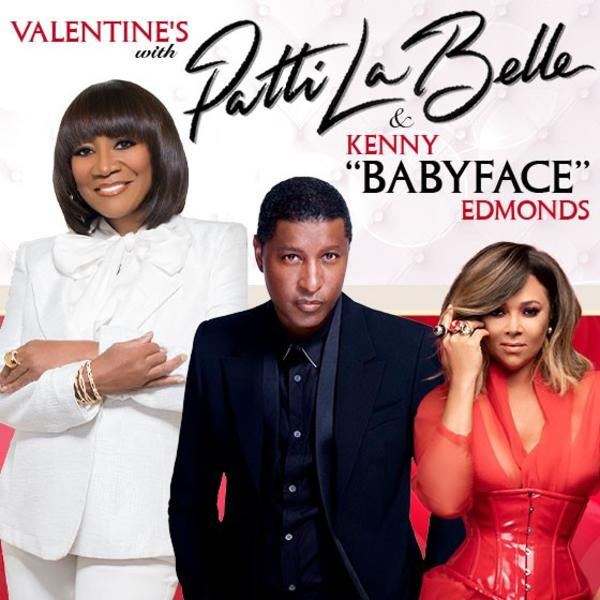 "Patti LaBelle, Kenny ""Babyface"" Edmonds, Tamia"