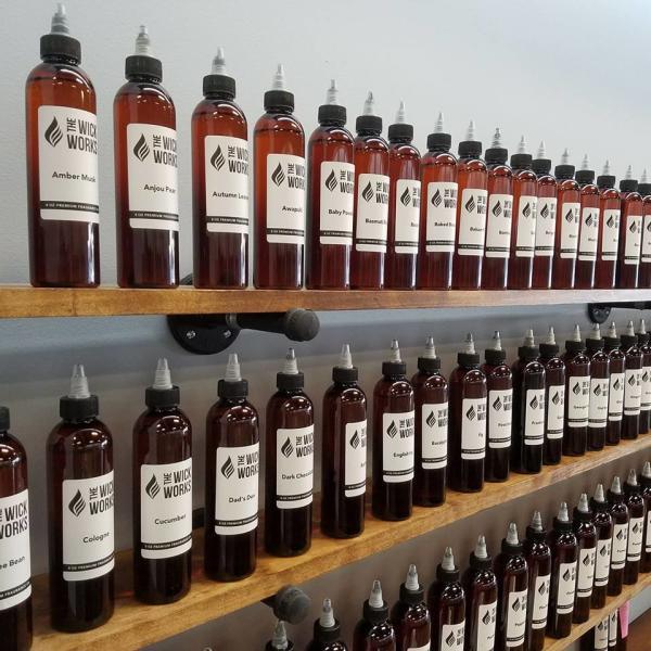 Wick Works Oils