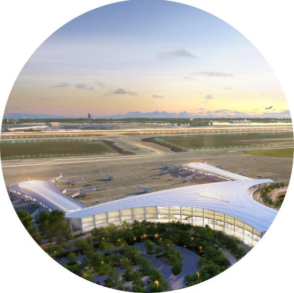 MSY Airport Rendering