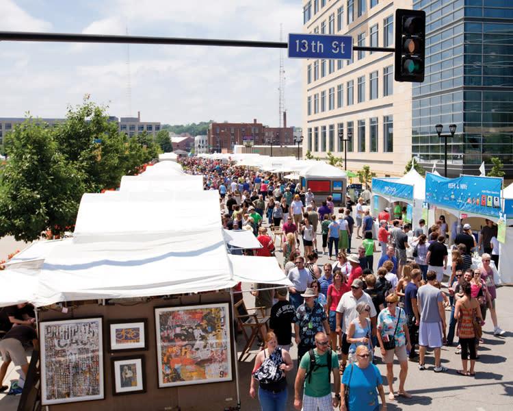 Catch Des Moines - Des Moines Arts Festival