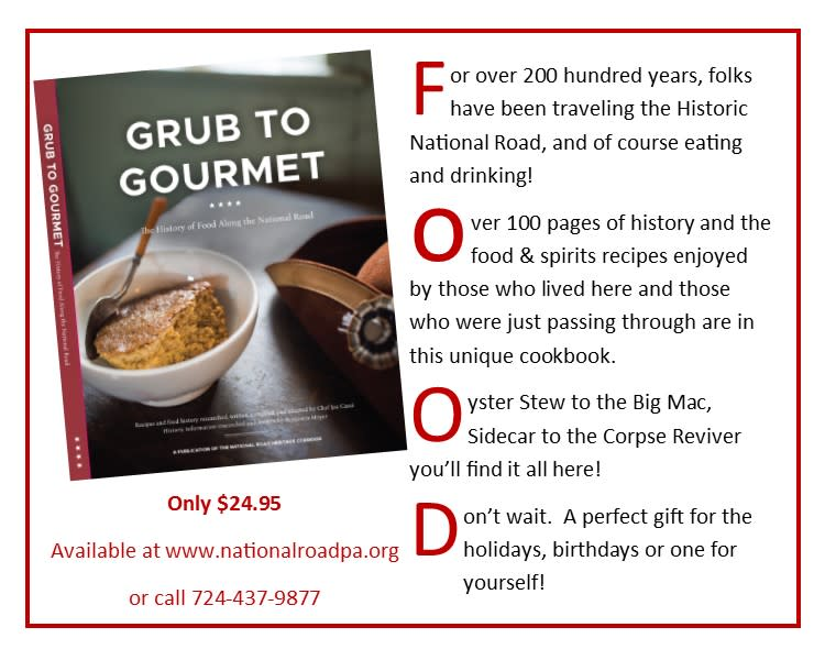 Taste of the National Road Cookbook