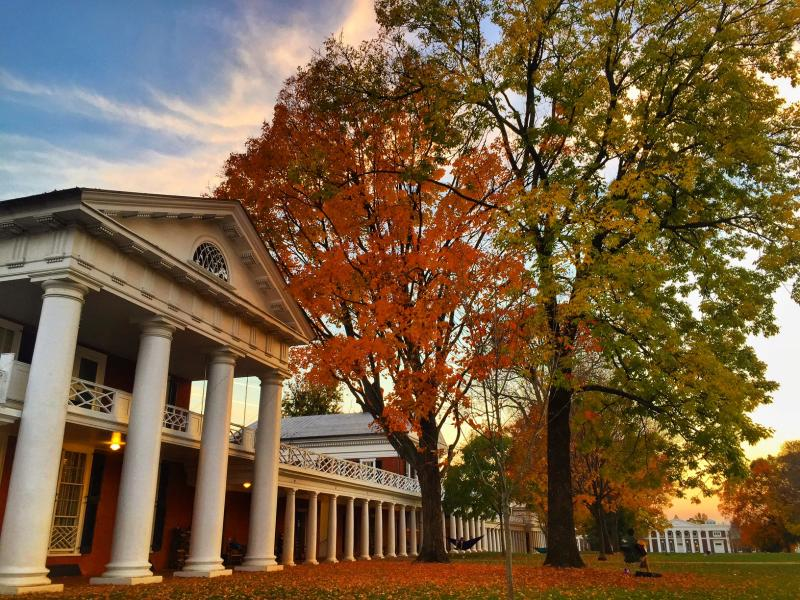 UVA Fall Colors