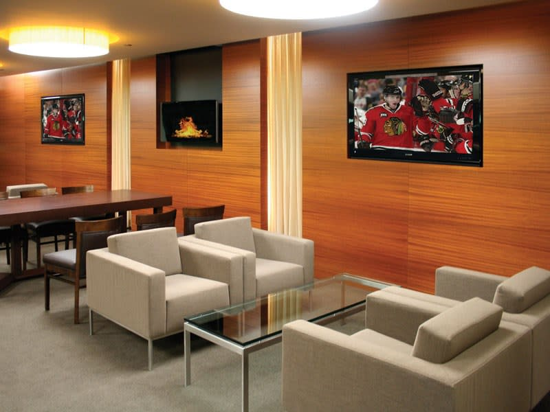 United Center BMO Harris Club Suite