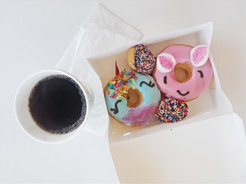 Swiss Donuts