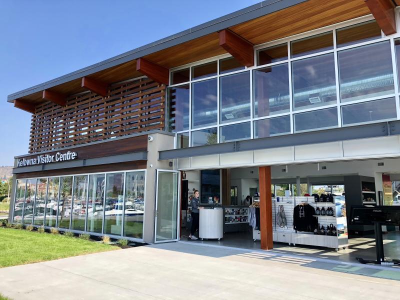 Kelowna Visitor Centre