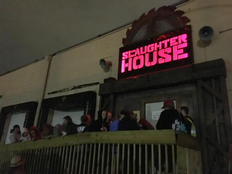 Slaughter House Haunted House