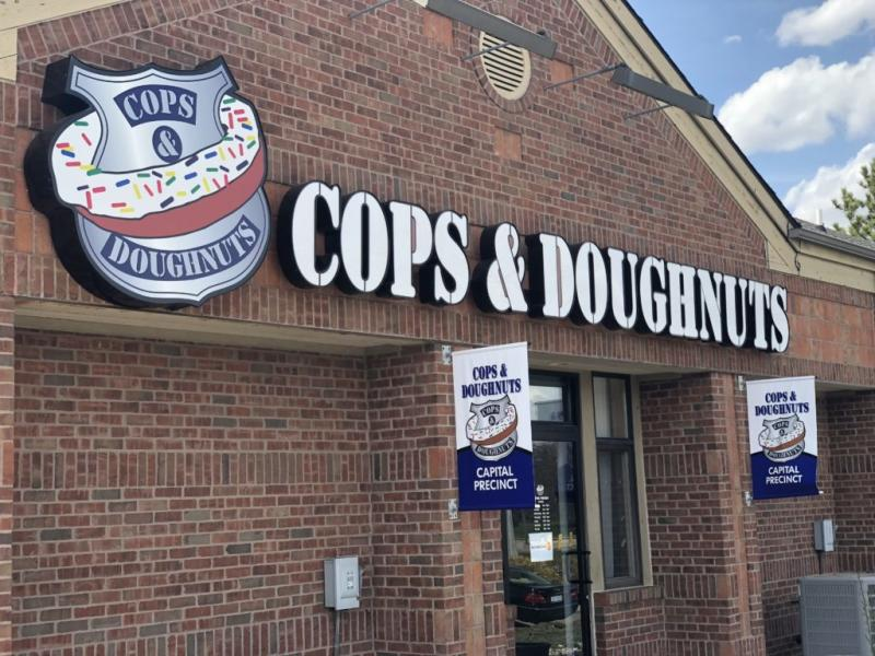 Cops & Doughnuts Capital Precint