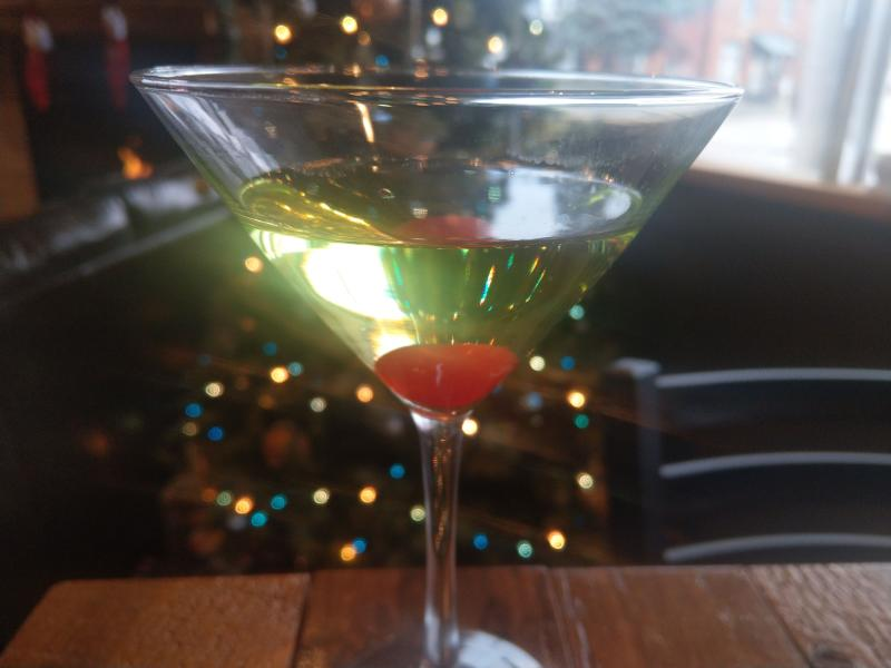 Grinch-tini Michigrain