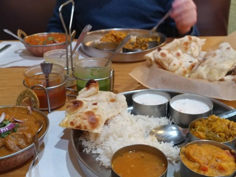 Abhiruchi Indian Cuisine