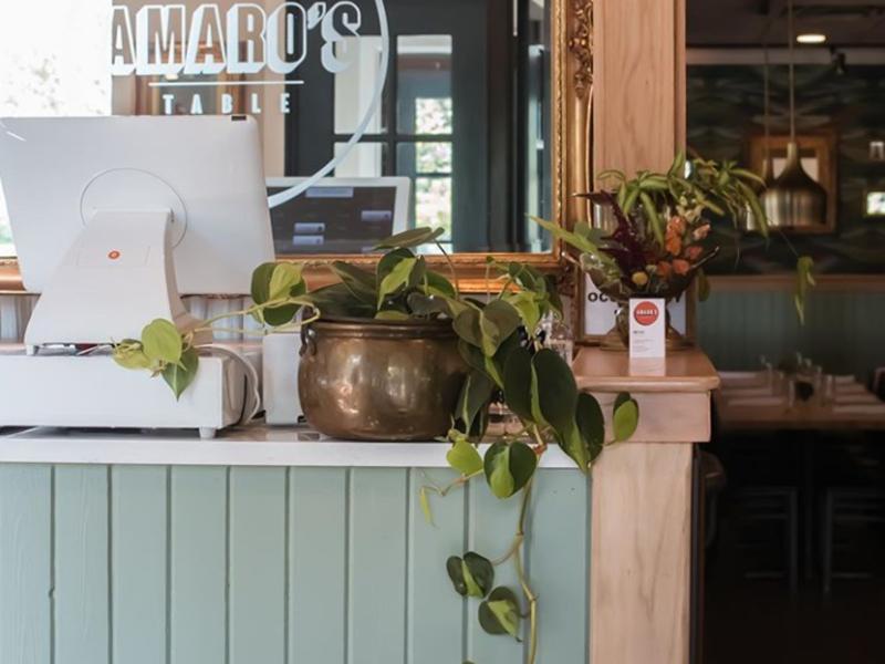 Amaro's Table