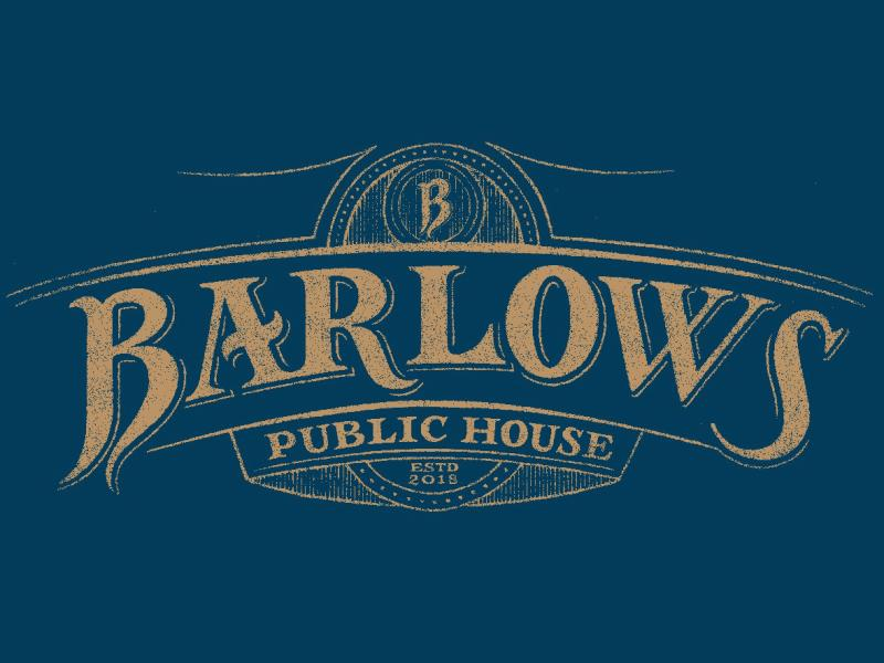 Barlows Public House Logo