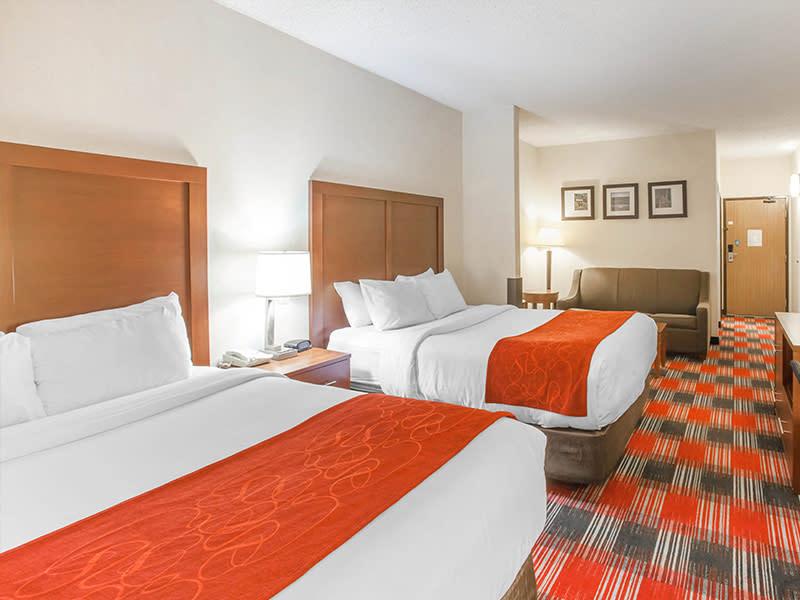 Comfort Suites Van Mall