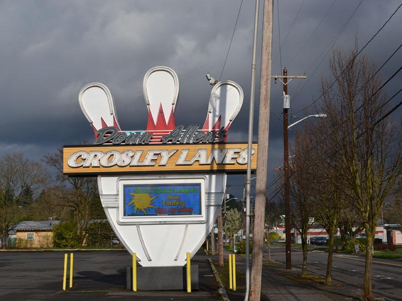 Crosley Lanes