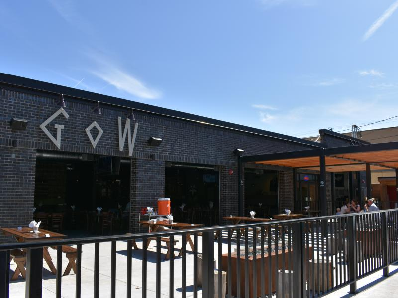 Grains of Wrath_daytime exterior and patio