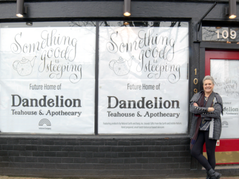 Dandelion Teahouse