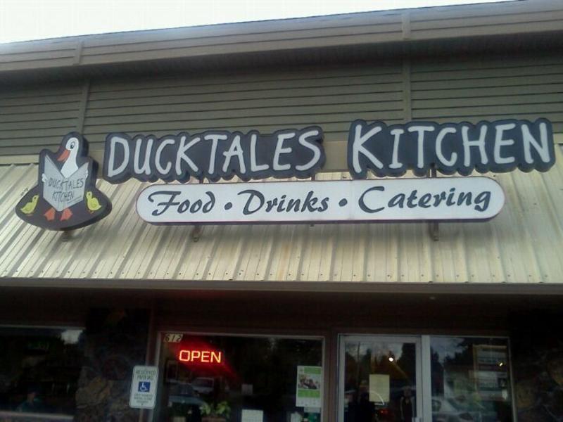 Duck Tales Kitchen