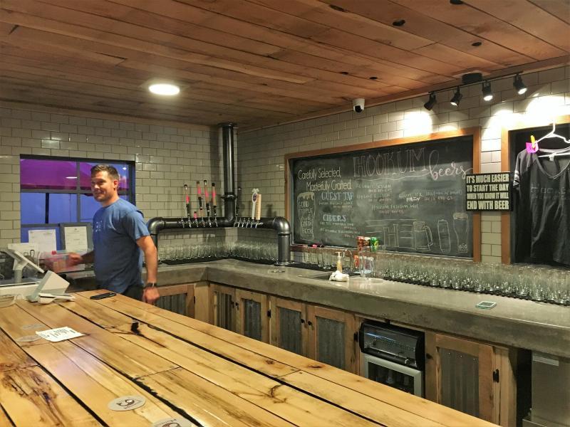 Hookum Brewing Co