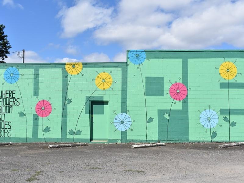 Clark County Murals