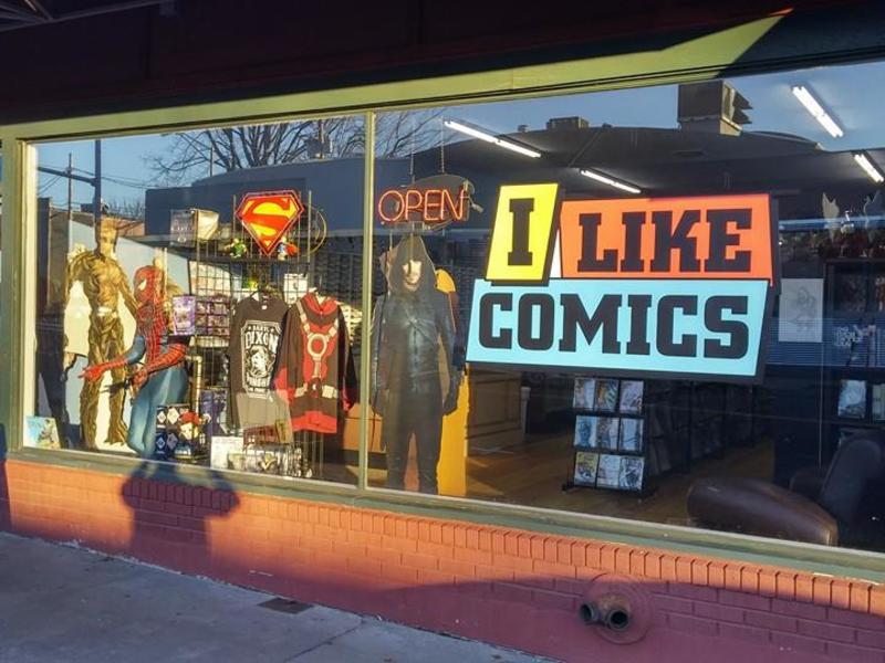 I Like Comics