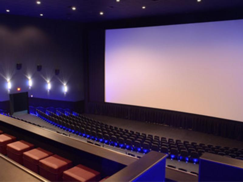 Cinetopia Screen