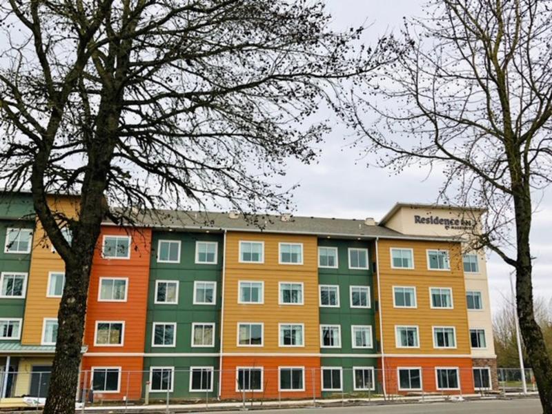 Residence Inn Portland Vancouver Feb 2019