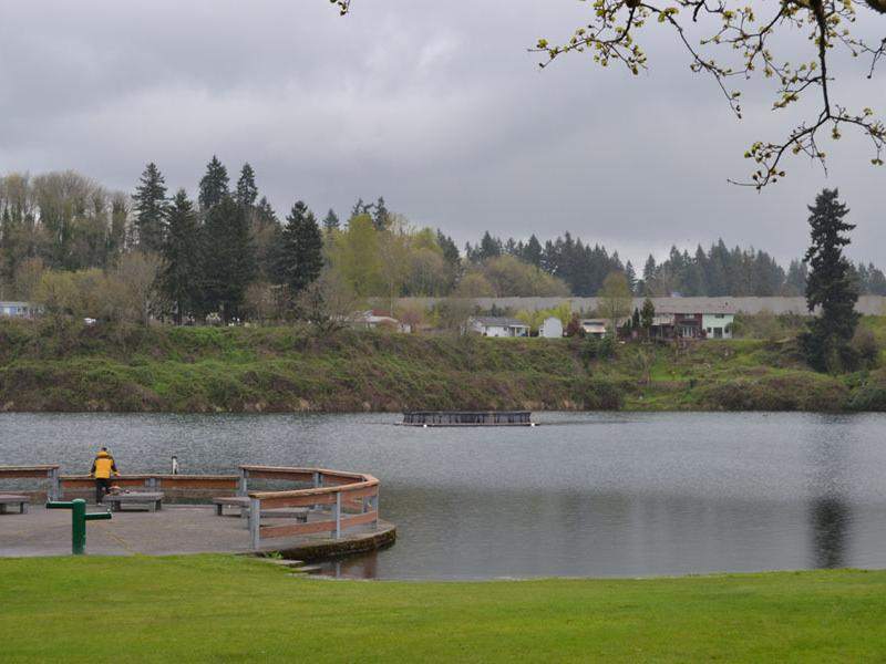 Klineline and Salmon Creek Park