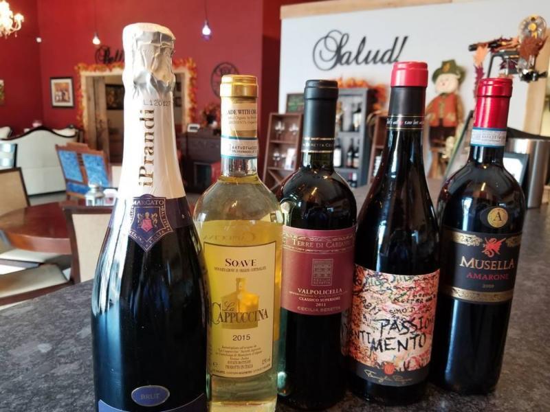 Salud Wine Bar