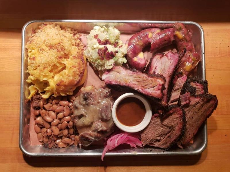 SugarFoot's BBQ