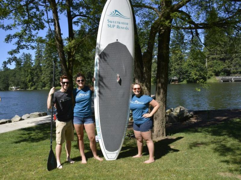 Sweetwater SUP Rentals