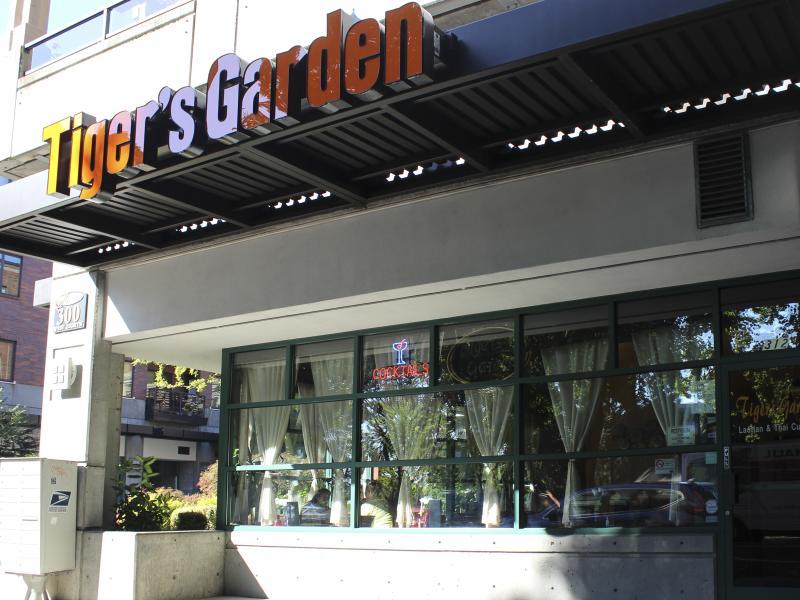 Tiger's Garden