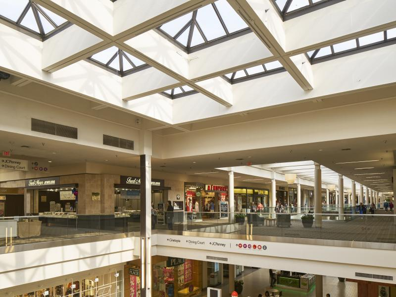 Largest Indoor Shopping & Dining Experience