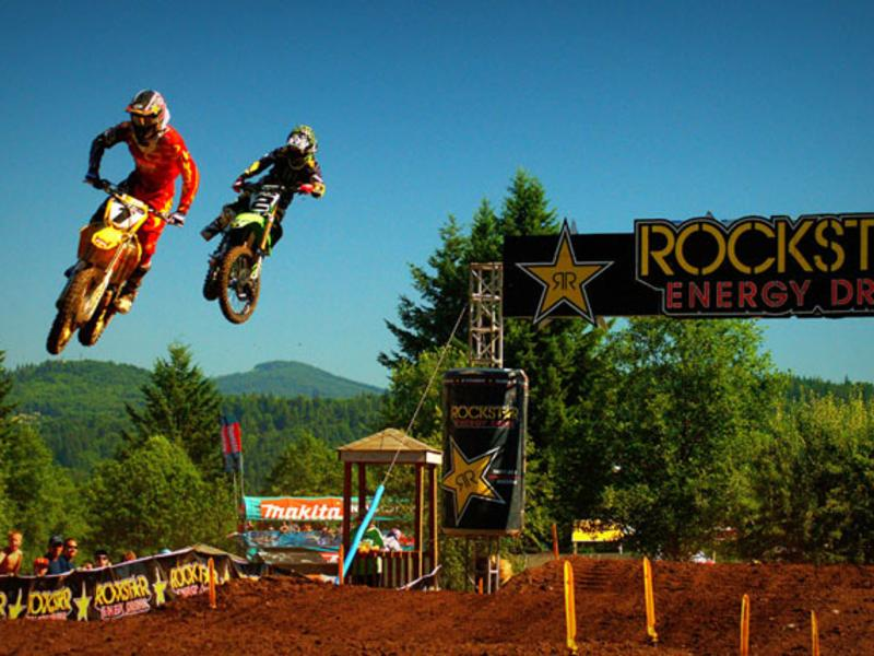 Washougal Motocross Track