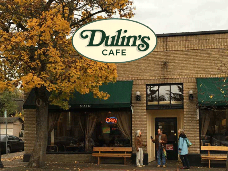 dulin's village cafe
