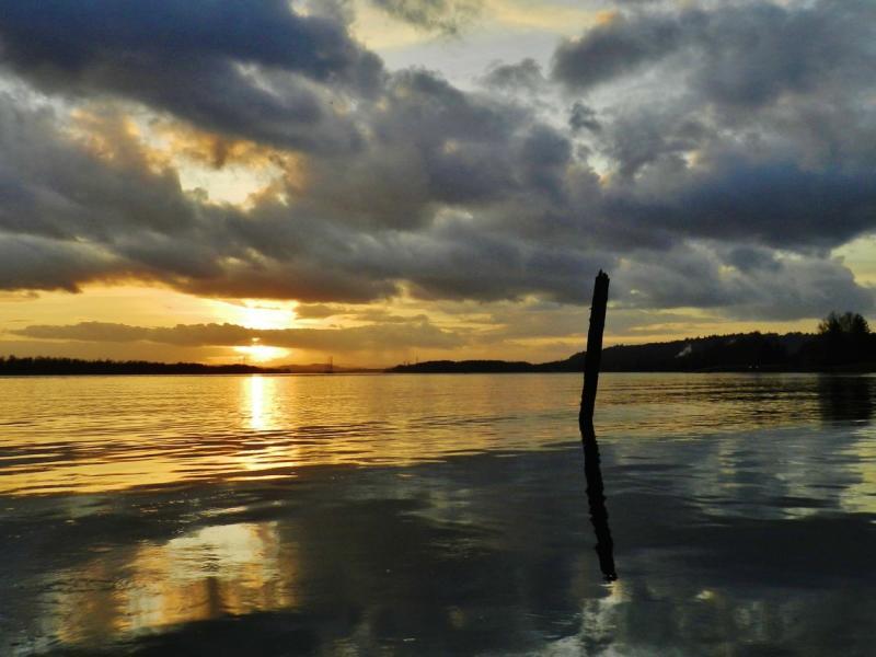 Steamboat Landing_Sunset