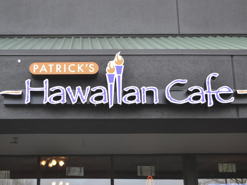 patrick's hawaiin cafe
