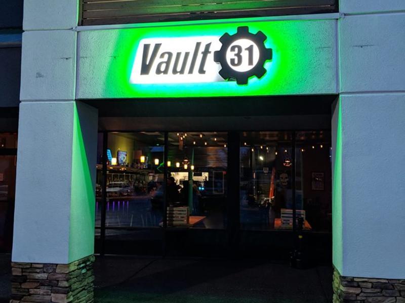 Vault 31 exterior