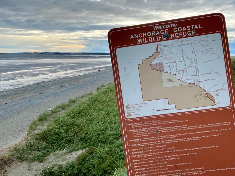 Anchorage Coastal Wildlife Refuge