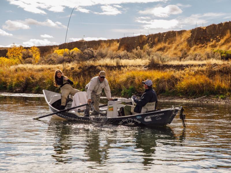 North Platte Fly Fishing