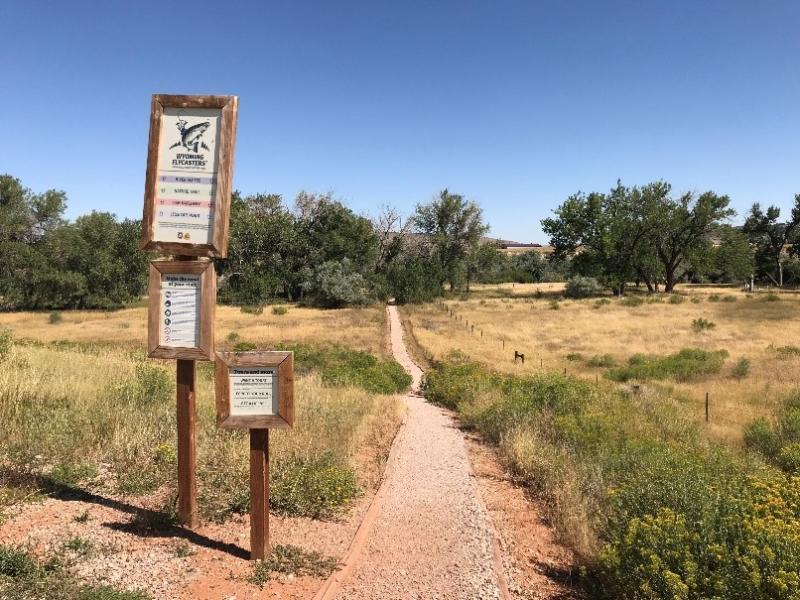Speas Hatchery Hiking Trail
