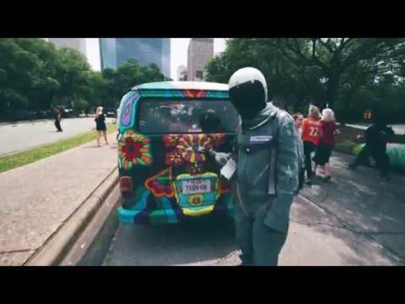 Video Thumbnail - youtube - Ep 3: Spacey Casey Goes to The Art Car Parade