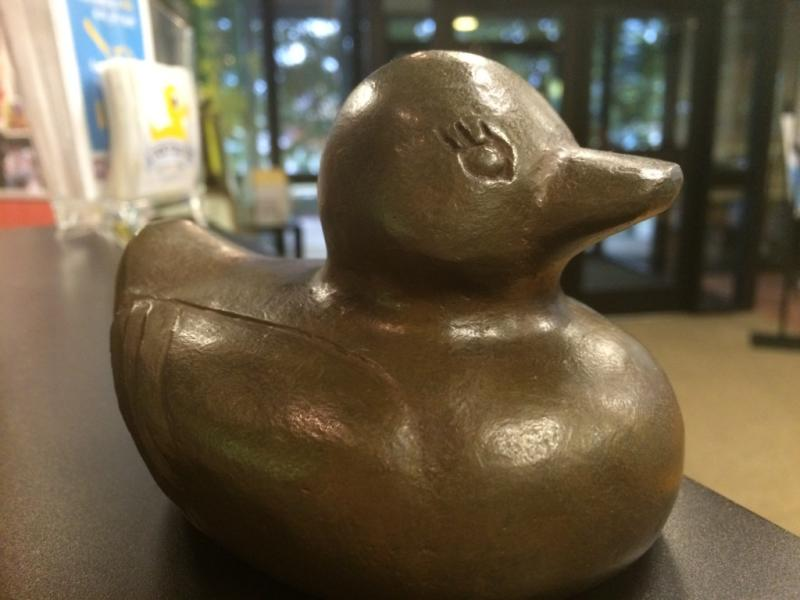 Bronze-Figures-Lucky-Duck-Scavenger-Hunt-1024x768