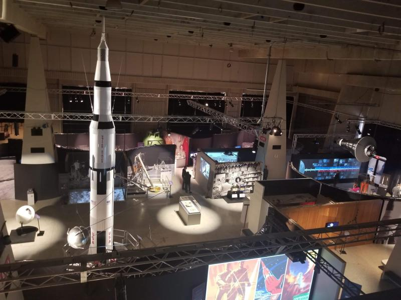 Apollo 50 Exhibit
