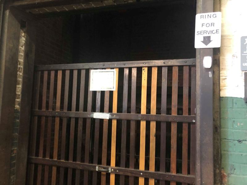 Lowe Mill Elevator