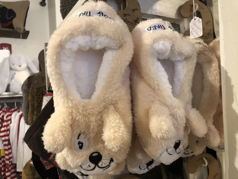 Puppy Slippers from Inspired Gifts