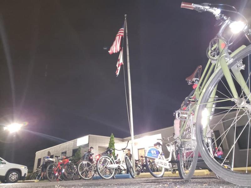 Veteran Museum Bike