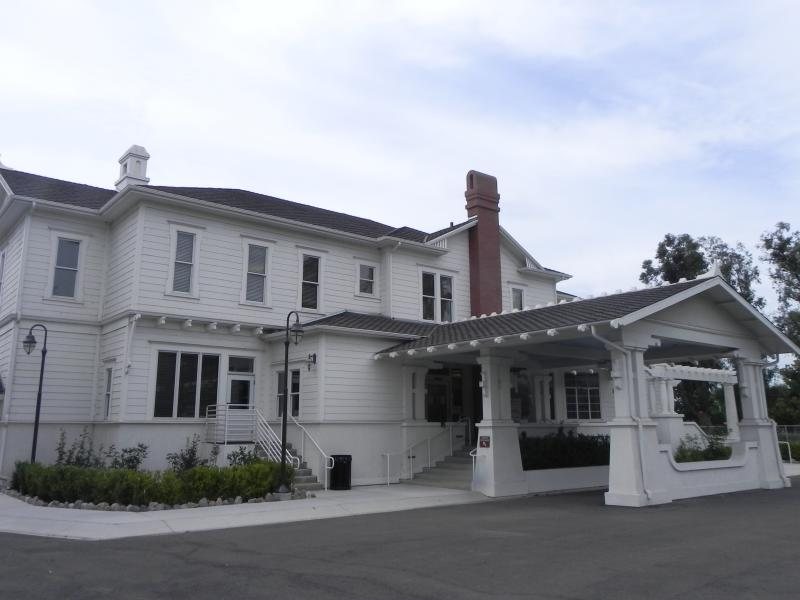 Katie Wheeler Library in Irvine, CA