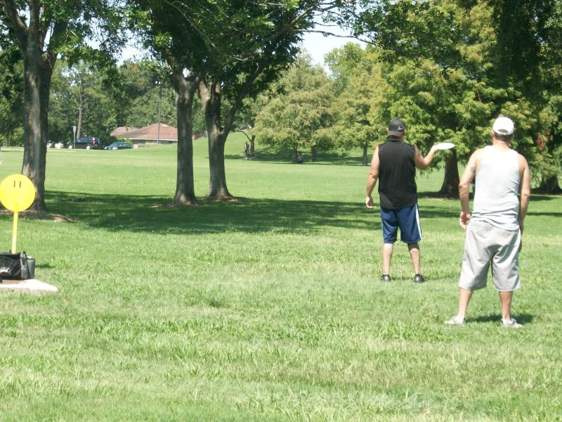 Lafreniere Park Disc Golf